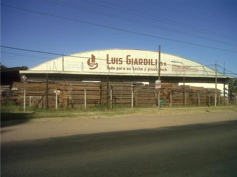 Aserradero Luis Giardili S.A.