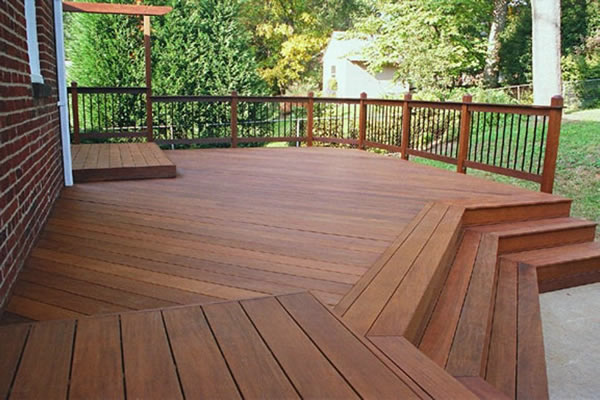 maderas para deck
